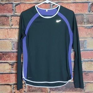 Women's Nike Dri-Fit running shirt